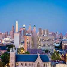 Rental info for Chestnut Hall Apartments in the Philadelphia area