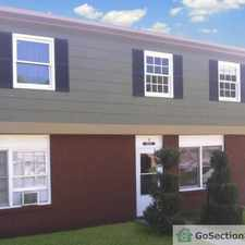Rental info for Newly Renovated Home in the West Blvd area