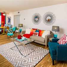 Rental info for Cabana at the Pointe