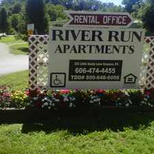 Rental info for River Run Apartments