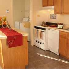 Rental info for HOLLY STATION TOWNHOMES