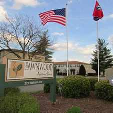Rental info for Fawnwood Apartments
