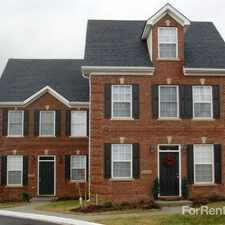 Rental info for The Village at Richmond Woods