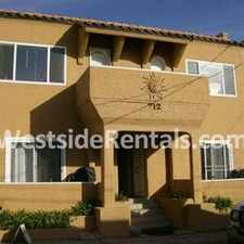 Rental info for 2 bedrooms, 1 Bath in the Mission Beach area