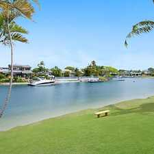 Rental info for 'ENDLESS SUMMER' WATERFRONT in the Gold Coast area