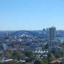 Rental info for Uninterupted City and Harbour Views - Piccadilly Gardens - VIEWS IN EVERY ROOM in the Sydney area