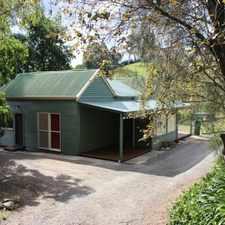 Rental info for Renovated Hills Cottage
