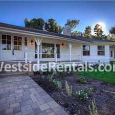 Rental info for 5 bedroom house