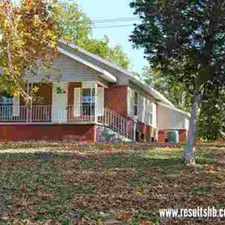 Rental info for Rent To Own: 14976 Old Frankfort Rd, Marion