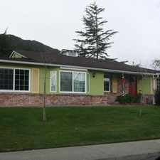 Rental info for Really cute home with a great backyard. 2 Car Garage!
