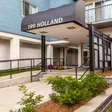 Rental info for 199 Holland Ave. in the Ottawa area
