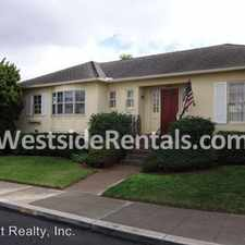 Rental info for 3 bedrooms, 2 Baths in the Loma Portal area