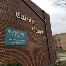 Rental info for Garden Court Apartments