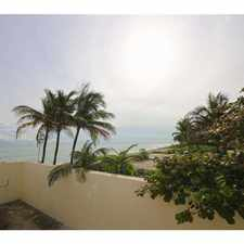 Rental info for 3180 South Ocean Drive #320