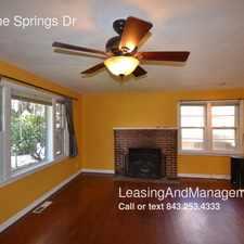 Rental info for 1239 Pine Springs Dr
