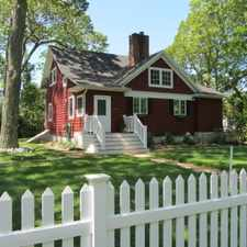 Rental info for Rental House 5650 North Bayview Road Southold