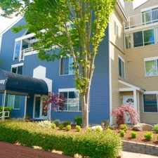 Rental info for The Embassy Condominiums - 2 bedrooms in the Montlake area
