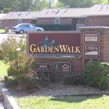 Rental info for GardenWalk of Alma