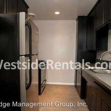 Rental info for 1 bedroom, 1 Bath in the Talmadge area