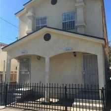 Rental info for Duplex 3 big bedroom 2 full bathroom in the Watts area