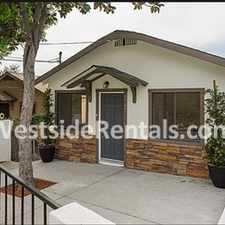 Rental info for NOW SHOWING!!!!! Charming Bungalow in Highland Park in the Eagle Rock area