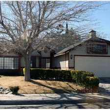 Rental info for West Lancaster 3 bed 2 bath house Clean and Bright