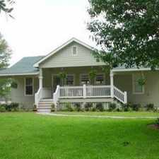 Rental info for Single Family Home Home in Yemassee for For Sale By Owner