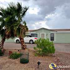 Rental info for Single Family Home Home in Fort mohave for For Sale By Owner
