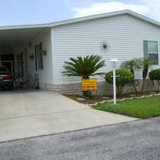 Rental info for Mobile/Manufactured Home Home in Zephyrhills for For Sale By Owner