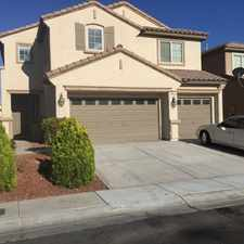 Rental info for Blue Rose st in the North Las Vegas area