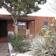 Rental info for 805 Cagua Dr. Se