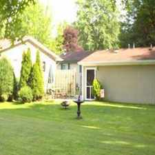 Rental info for Single Family Home Home in Algonac for For Sale By Owner