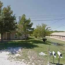 Rental info for Single Family Home Home in Springtown for For Sale By Owner