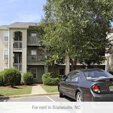 Rental info for Studio - Summer Pointe Apartments in Statesville, NC.