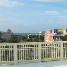 Rental info for Single Family Home Home in Panama city beach for For Sale By Owner