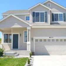 Rental info for Single Family Home Home in Fountain for For Sale By Owner