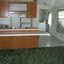 Rental info for Mobile/Manufactured Home Home in Martinsburg for For Sale By Owner