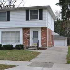 Rental info for Four Bedroom In Royal Oak in the 48237 area