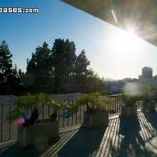 Rental info for One Bedroom In Metro Los Angeles in the Los Angeles area