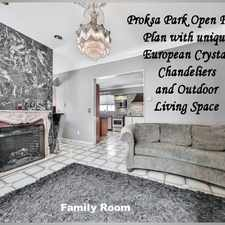 Rental info for 3 Luxurious levels of living space will truly amaze!