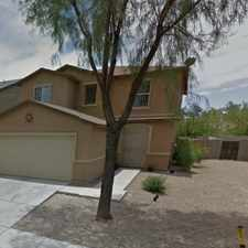 Rental info for NOW ON DEPOSIT- PaintME Special-4 BED JUMBO KB Home, '05 Blt. A/C, huge fenced yard