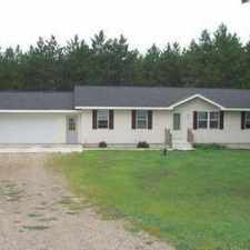 Rental info for Single Family Home Home in Waupaca for For Sale By Owner