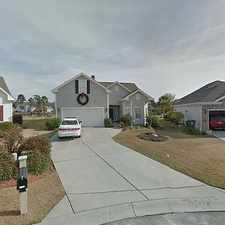 Rental info for Single Family Home Home in North myrtle beach for Rent-To-Own