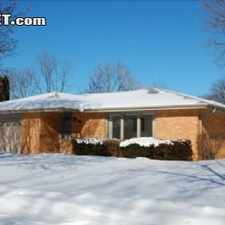 Rental info for Three Bedroom In Waukesha County