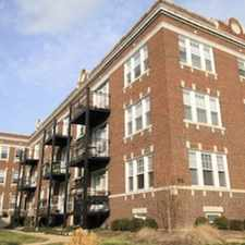 Rental info for 6241 Southwood Condo 2 bd w/balcony in the St. Louis area