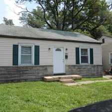 Rental info for 2129 South 39th st. Located 2 blocks south of Algonquin Parkway off of Bells lane.  2 bedroom, 1 bath home with has central air, living room, eat in kitchen, a separate laundry area and drive way with a nice back yard.
