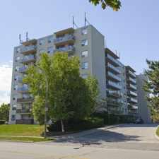 Rental info for Longmoor Terrace Apartments in the Hamilton area