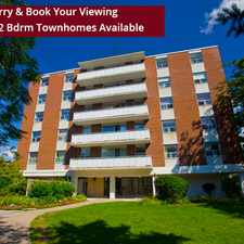 Rental info for West Park Village Apartments in the Mississauga area
