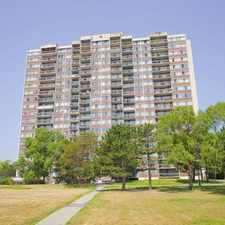 Rental info for Park Royal Village Apartments in the Oakville area