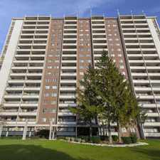 Rental info for Bentley Apartments in the Vaughan area